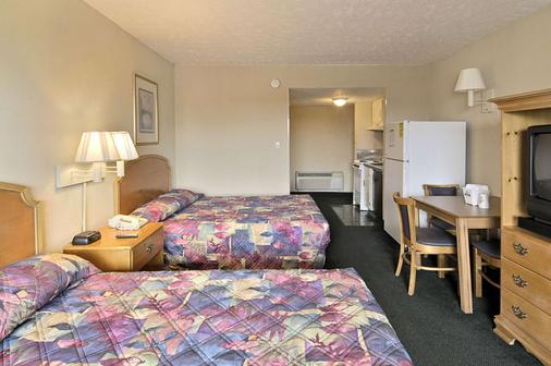 格兰德海滩戴斯酒店 - 默特尔比奇 - 睡房