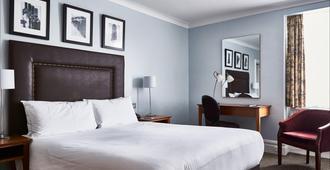 伯尔尼茅斯西崖酒店 - 伯恩茅斯 - 睡房