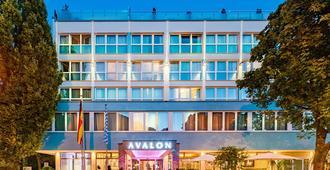 巴特赖兴哈尔阿瓦隆酒店 - 巴特莱辛哈尔 - 建筑