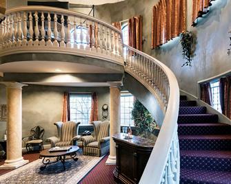 阿瓦隆城堡酒店 - 登高精选酒店 - 堪萨斯城 - 大厅
