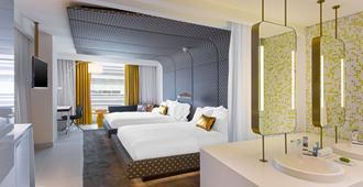 波哥大W酒店 - 波哥大 - 睡房