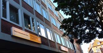 奥斯特斯哈尔吉尔酒店 - 基尔 - 建筑