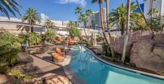 美高梅大酒店 - 拉斯维加斯 - 游泳池