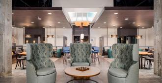 尼亚加拉瀑布万怡酒店,美国 - 尼亚加拉瀑布 - 休息厅