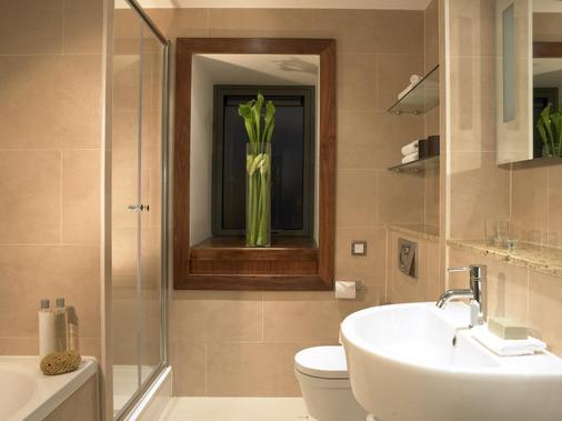 利默里克斯坦恩德酒店 - 利默里克 - 浴室