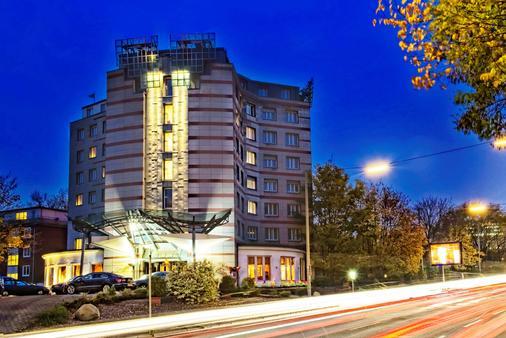 温德姆花园汉堡市中心柏林托尔酒店 - 汉堡 - 建筑