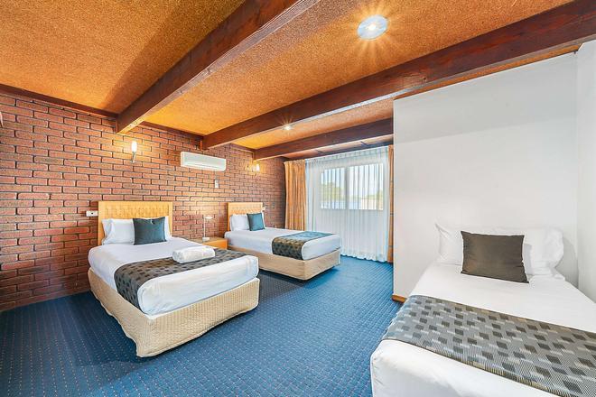 西斯塔品质度假村 - 奥尔伯里 - 睡房