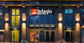 阿德吉奥莫斯科帕维列茨酒店 - 莫斯科 - 建筑