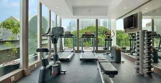 雅加达瓦希德哈西姆智选假日酒店 - 雅加达 - 健身房
