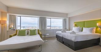 布鲁塞尔城市中心索恩酒店 - 布鲁塞尔 - 睡房