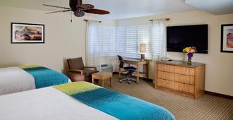 Pb冲浪海滩酒店 - 圣地亚哥 - 睡房
