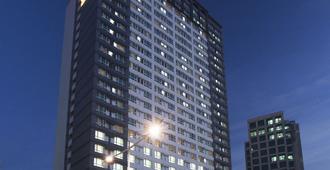 釜山皇冠海港酒店 - 釜山 - 建筑