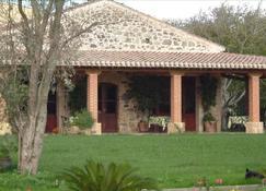 伊尔吉里欧农庄酒店 - 奥里斯塔诺 - 建筑