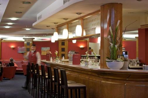 维也纳阿纳纳斯奥地利时尚酒店 - 维也纳 - 酒吧