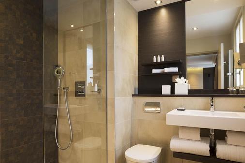 萨克森艾菲尔酒店别墅 - 巴黎 - 浴室