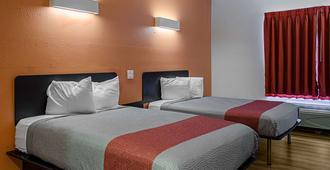 比洛克西汽车旅馆6 - 海洋温泉 - 比洛克西 - 睡房