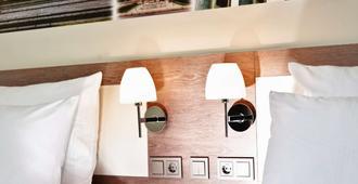 柏林坎斯特拉斯最佳西方酒店 - 柏林 - 睡房