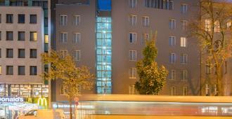 柏林坎斯特拉斯最佳西方酒店 - 柏林 - 建筑