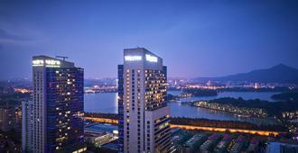 南京威斯汀大酒店 - 南京 - 户外景观
