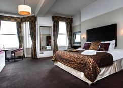 哈特菲尔德贝斯特韦斯特酒店 - 洛斯托夫特 - 睡房