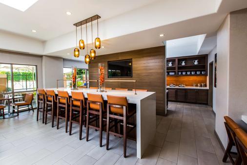 圣克拉拉凯悦嘉寓 - 圣克拉拉 - 餐厅