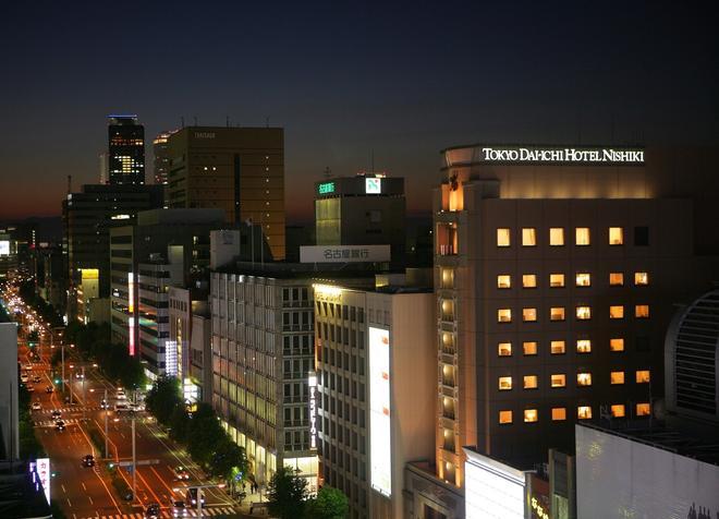 东京第一酒店-锦 - 名古屋 - 户外景观