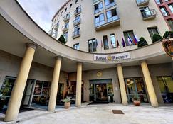 圣约瑟夫皇家丽晶酒店 - 卡罗维发利 - 建筑
