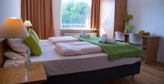 法兰克福西部菲尔酒店 - 法兰克福 - 睡房