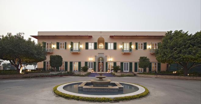 拉姆格尔港威酒店 - 斋浦尔 - 建筑