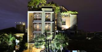 拉松纳标志酒店 - 雅加达 - 建筑