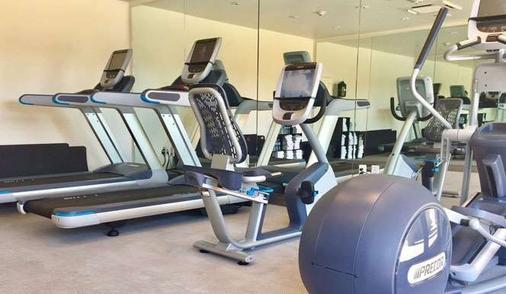 鸟巢酒店 - 帕罗奥多 - 健身房