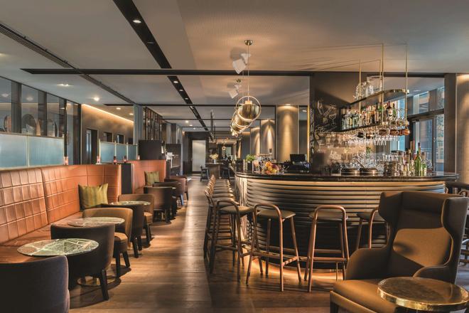 汉堡仓库区阿迪娜公寓酒店 - 汉堡 - 酒吧