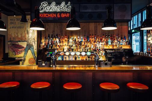 温斯顿圣克里斯托弗斯旅馆 - 阿姆斯特丹 - 酒吧