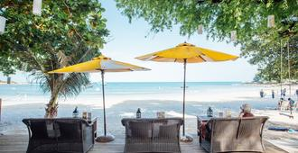 旺德安度假村 - 沙美岛 - 海滩