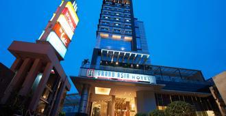 亚洲大酒店 - 北雅加达 - 建筑