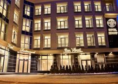 基诺弗酒店 - 哈尔科夫 - 建筑