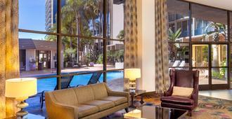 圣地亚哥贝赛德温德姆酒店 - 圣地亚哥 - 大厅
