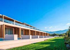 蓝光地平线酒店 - 卡拉马塔 - 建筑