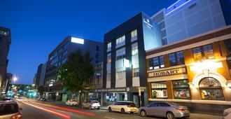 蒙哥马里家庭旅馆和青年旅舍 - 霍巴特 - 建筑