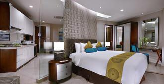 格罗夫套房 - 大阿斯顿酒店 - 雅加达 - 睡房