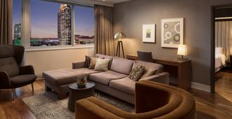 The Westin Cleveland Downtown - 克利夫兰 - 客厅