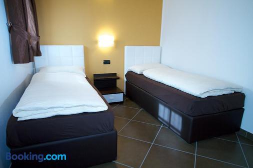 Appartamenti Gallo - 利维尼奥 - 睡房