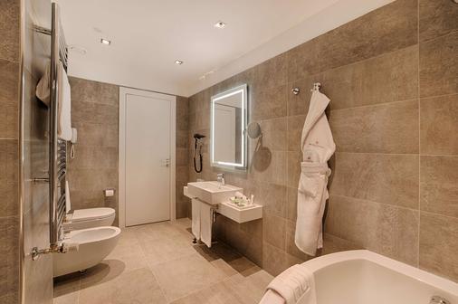 16世纪意大利宫殿nh酒店 - 罗马 - 浴室