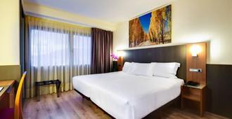 梅森纳维酒店 - 潘普洛纳 - 睡房