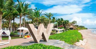 塞米亚克W水疗度假酒店 - 库塔 - 海滩