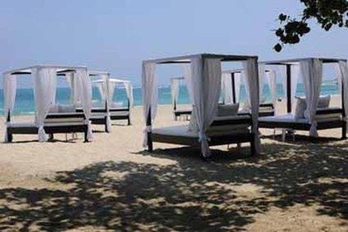 蓝杰塔酒店 - 普拉塔港 - 海滩