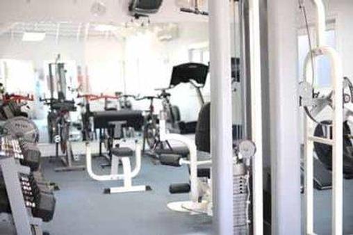 蓝杰塔酒店 - 普拉塔港 - 健身房