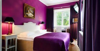 赫尔斯顿斯马尔加德酒店 - 斯德哥尔摩 - 睡房
