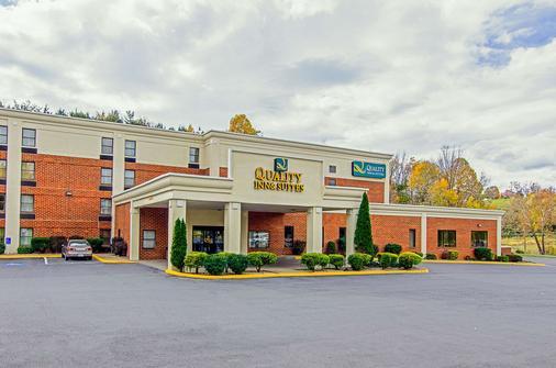 列克星敦品质酒店及套房 - Lexington - 建筑