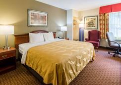 列克星敦品质酒店及套房 - Lexington - 睡房